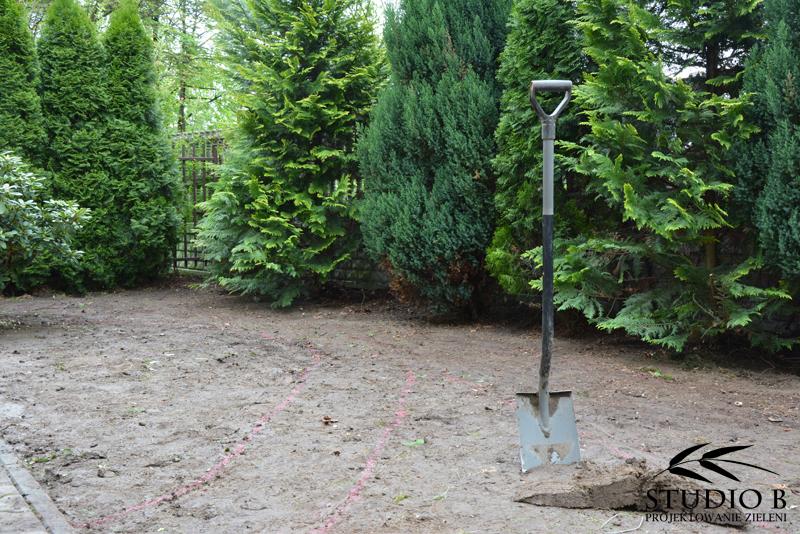 Ogród bez trawnika
